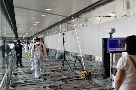 Los cambios de tripulación está en peligro después de que las autoridades de Singapur descubrieran resultados de las pruebas de COVID-19 manipuladas