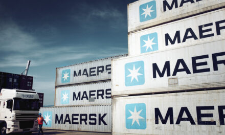 Maersk obtiene ganacias en la gestión de su capacidad a pesar de los reducidos volúmenes de contenedores
