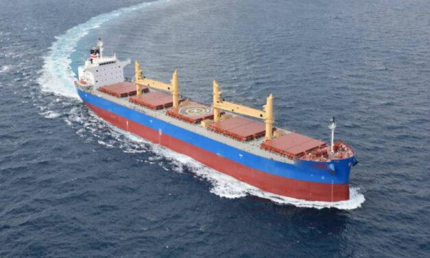Norden ordena dos buques graneleros más en NACKS