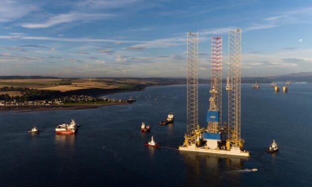 Offshore Driller Noble Corp. se declara en bancarrota para manejar 3.4 billones de dólares en deuda