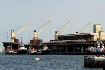 Puerto de Senegal busca eliminar el nitrato de amonio almacenado