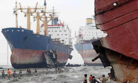 Reglamentos de reciclaje de buques pueden afectar a los valores residuales