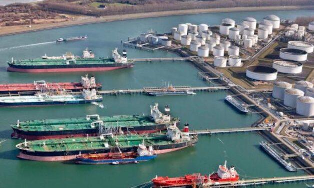 Rotterdam: Las operaciones de búnker de GNL en la Terminal del Europoort de Vopak se podran hacer simultáneamente mientras los buques cargan o descargan