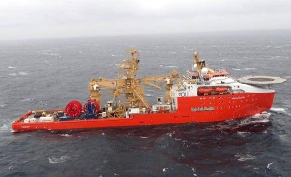 Solstad Offshore obtuvo un contrato con Ocean Installer