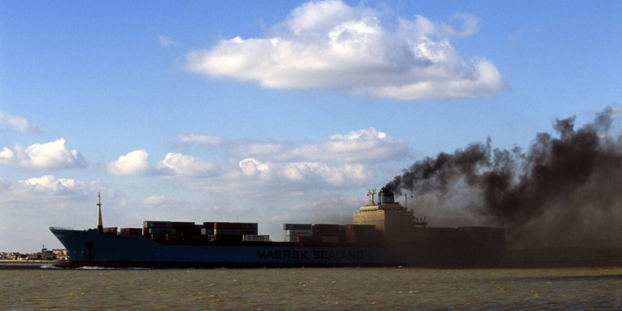 Se proyecta que las emisiones de los barcos aumenten hasta un 50% para el 2050