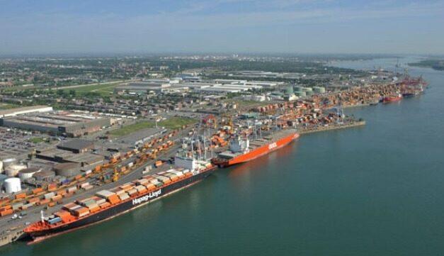 Se reanuda el trabajo en el puerto de Montreal tras la huelga de estibadores
