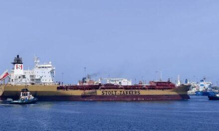 Stolt Tankers compra cinco buques quimiqueros de segunda mano