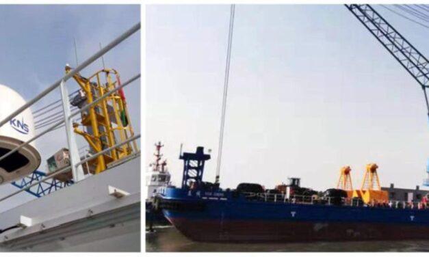 Un trío de empresas aporta conectividad de alta velocidad a los buques mineros de África occidental