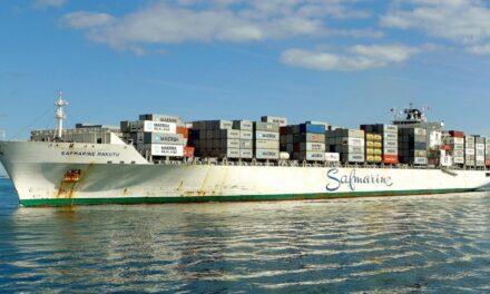 Maersk retira las marcas Safmarine y Damco