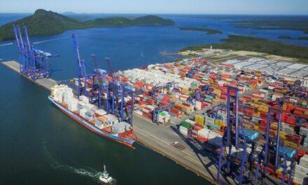 Brasil: Puertos de Paraná aumentó en un 28% movilización de carga en septiembre con un total de 5,26 millones de toneladas
