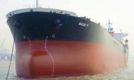 Castor Maritime aumenta su flota a seis con la adquisición del Panamax japonés