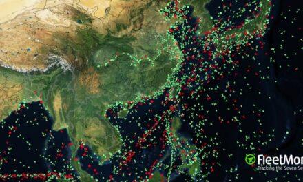 China reabre 10 puertos para cambio de tripulación