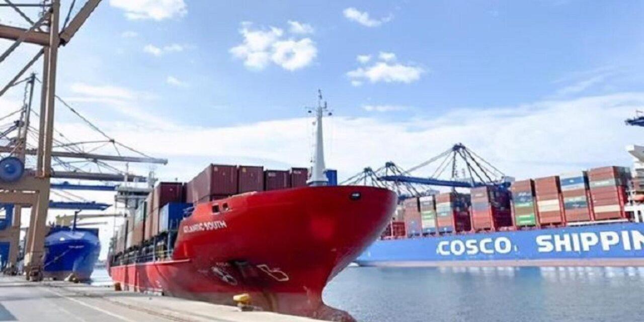 Cosco Shipping lanza un nuevo servicio Grecia – Italia