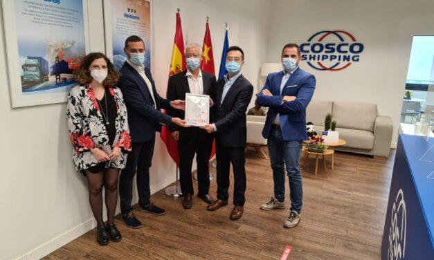 Cosco obtiene la certificación ISO 14001, que acredita su sistema de gestión ambiental