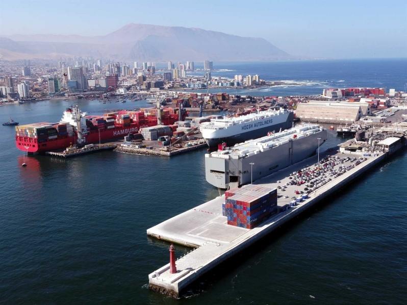 Empresa Portuaria Iquique anuncia reestructuración que incluye desvinculación de ejecutivos y trabajadores