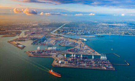 El Puerto de Long Beach alcanza los objetivos de aire limpio; las emisiones de gases de efecto invernadero se redujeron en un 19%