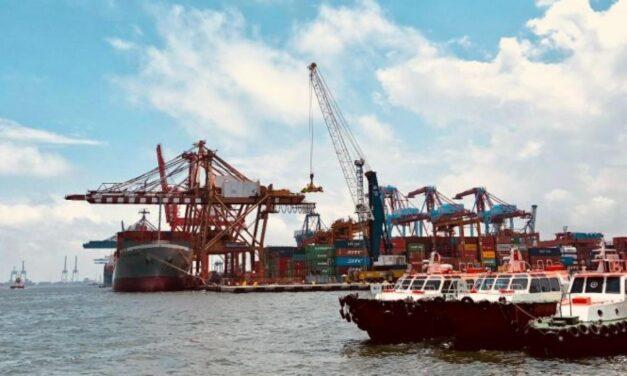 El puerto Banten de Indonesia digitalizará las operaciones de remolque y pilotaje