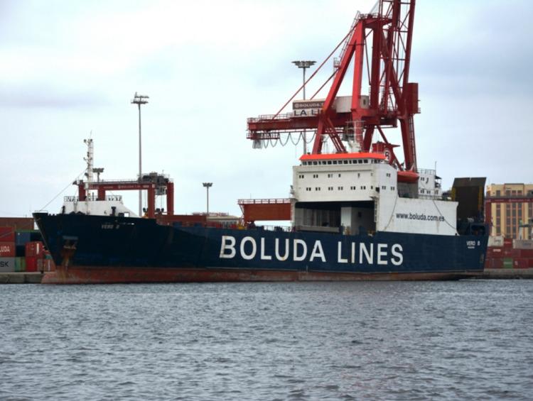 """""""Elena B"""" y """"Vero B"""", dos nombres para un mismo barco"""