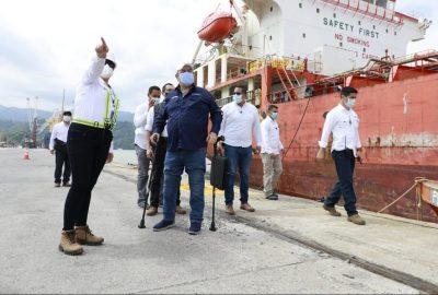 Guatemala: Construcción de nuevo puerto en Izabal comenzará en 2021