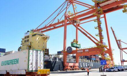 ICTSI Argentina comienza a recibir importaciones de China