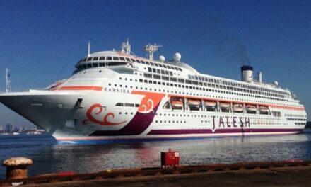 Indian Cruise Line suspende sus operaciones; apela al bienestar de la tripulación
