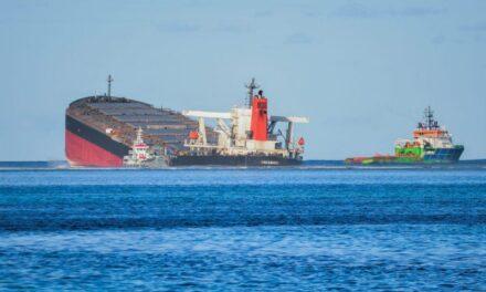 Isla Mauricio niega la libertad bajo fianza al capitán del buque Wakashio