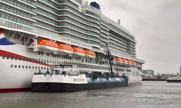 «LNG London» lleva a cabo la primera operación de abastecimiento de GNL Ship-To-Ship en Rotterdam