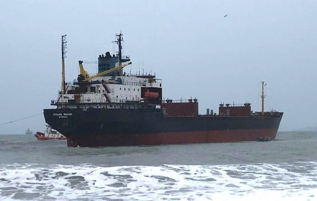 La Compañía Naviera Murmansk se declaró en bancarrota