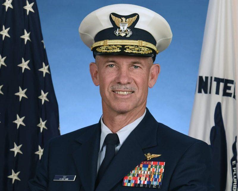 Los altos mandos militares de EE.UU. se aíslan después de que el número 2 de la Coast Guard  haya dado positivo en las pruebas del coronavirus