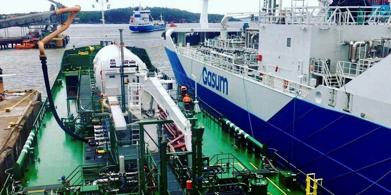 Pavilion Energy y Gasum acuerdan desarrollar una red global de suministro de GNL