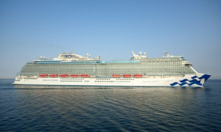 "Princess Cruises recibe el nuevo buque ""Enchanted Princess"""