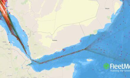 Puerto de Adén: se confiscó un enorme cargamento de drogas