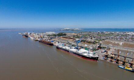 Puerto de Rio Grande, en Brasil, alcanza calado de 15 metros y se apronta a recibir buques de gran tamaño