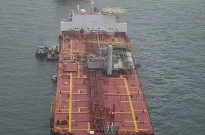 Reporte: PDVSA planea descargar el Nabarima vía ship-to-ship