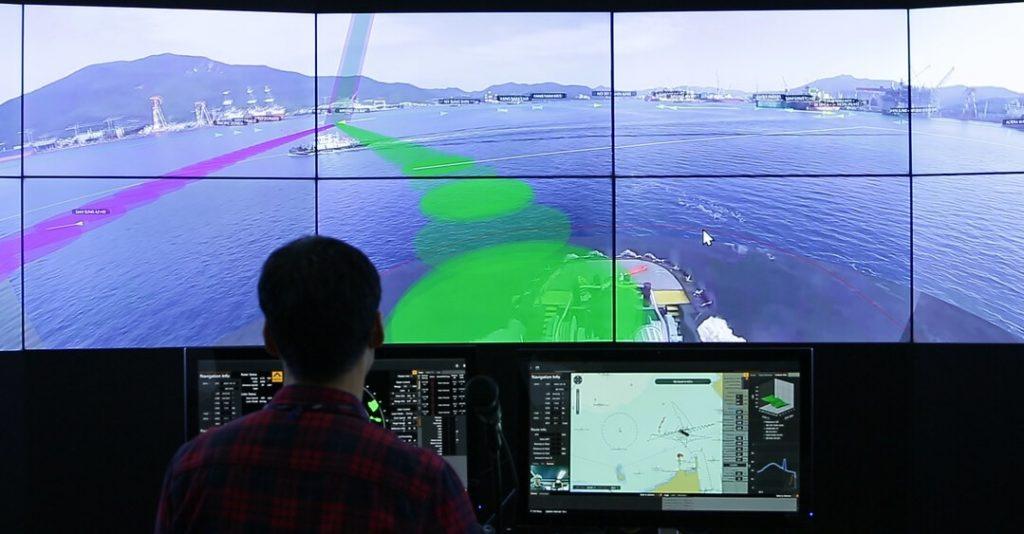 Samsung Heavy Industries completa las pruebas de remolcadores autónomos