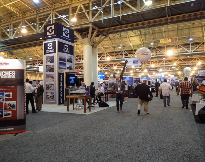 Se cancela el International Workboat Show 2020