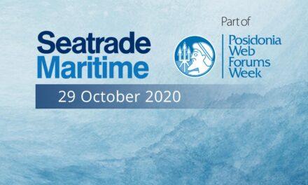 Semana de Foros Web de Posidonia con Seatrade Maritime