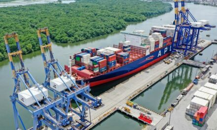 Terminal Portuario Guayaquil de Ecuador inaugura ampliación de su muelle