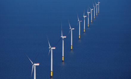 Orsted planea desarrollar proyectos de energia eólica marina en Corea del Sur