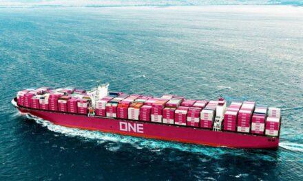 ONE notificó suspensión de importación de alimentos con destino al puerto de Huangdu, China
