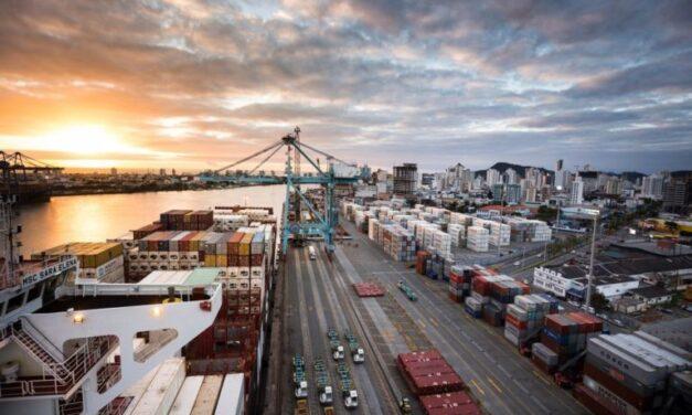 APM Terminals establece un récord de Volumen en Brasil; 7,9% de crecimiento anual desde 2019