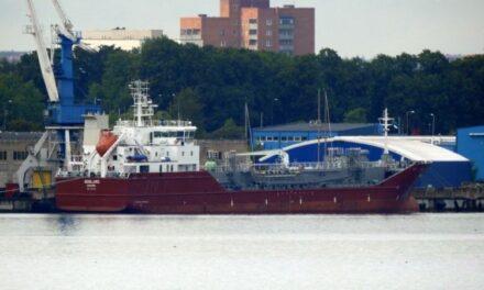 """Fallece el capitán del buque """"Gogland"""" a 90 millas de las Cíes"""