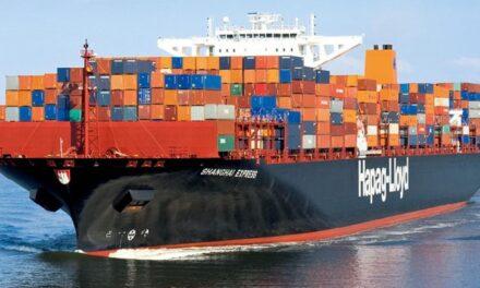 Hapag-Lloyd lanza el Cherry Express que une Chile con Asia