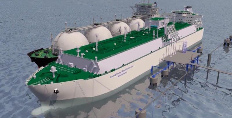 Titan LNG lanza herramienta de comparación de precios de GNL