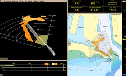 Echa un vistazo a la última tecnología de sonar con visión de futuro