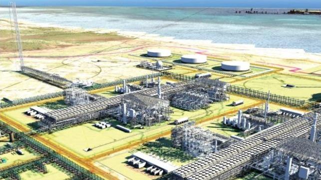La insurgencia amenaza la oportunidad del gas costa afuera de Mozambique