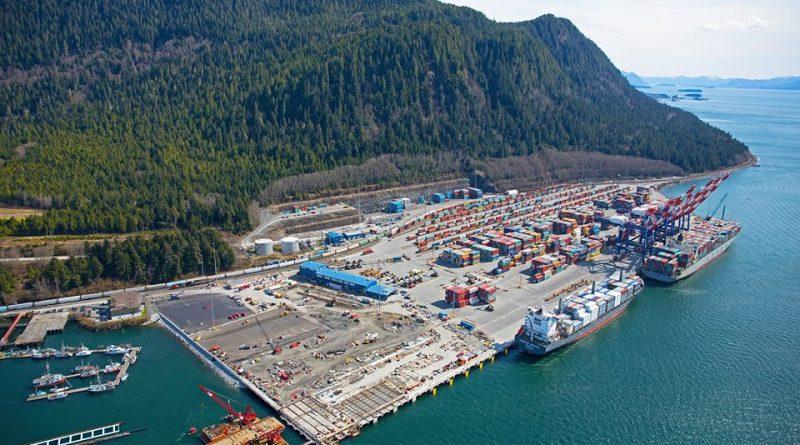El Puerto Prince Rupert obtiene las mejores calificaciones por su desempeño ambiental