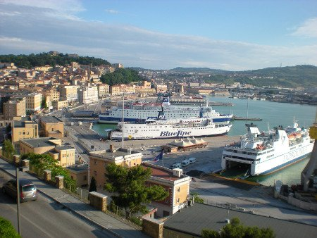 Adjudicación del contrato para el desarrollo del centro portuario de Ravenna