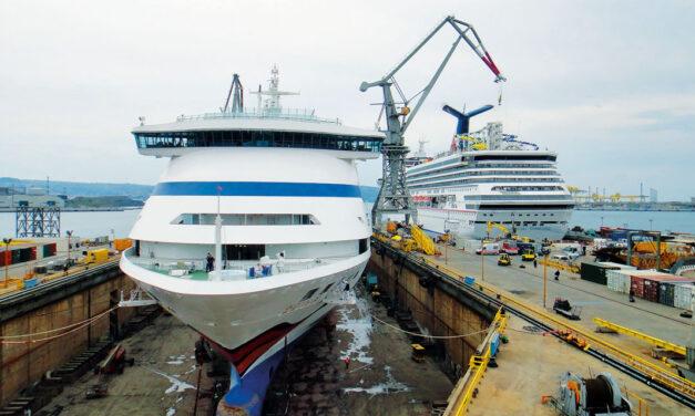 Fincantieri revela los planes para un nuevo astillero importante en Yucatán, México