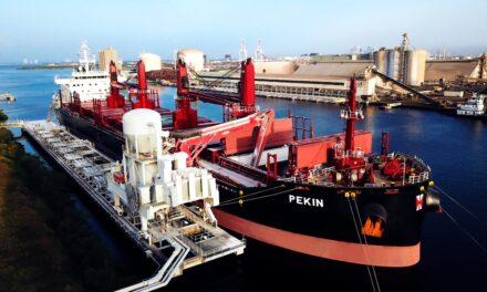 Puesta en marcha de grandes depuradores pone bajo presión al transporte maritimo a granel: análisis